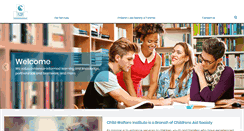 Preview of childwelfareinstitute.torontocas.ca